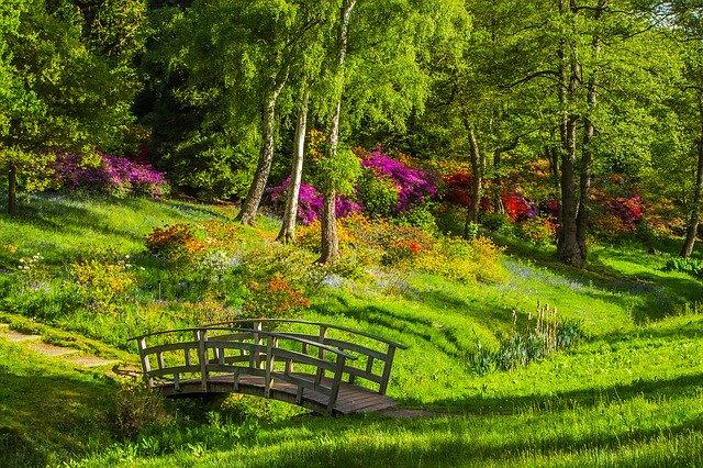 Gestaltung von Grünanlagen im gewerblichen Bereich von Gala Buduri